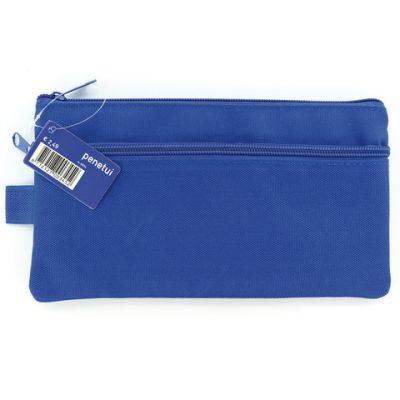 penetui plat, 22x12cm blauw pantone 2728C
